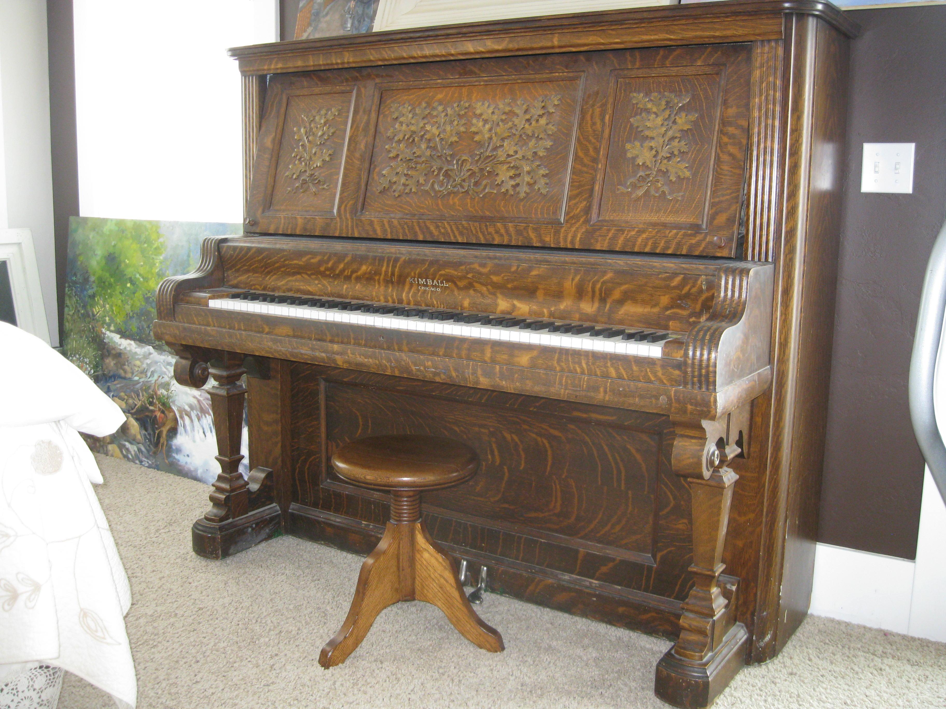 Kimball Victorian Furniture