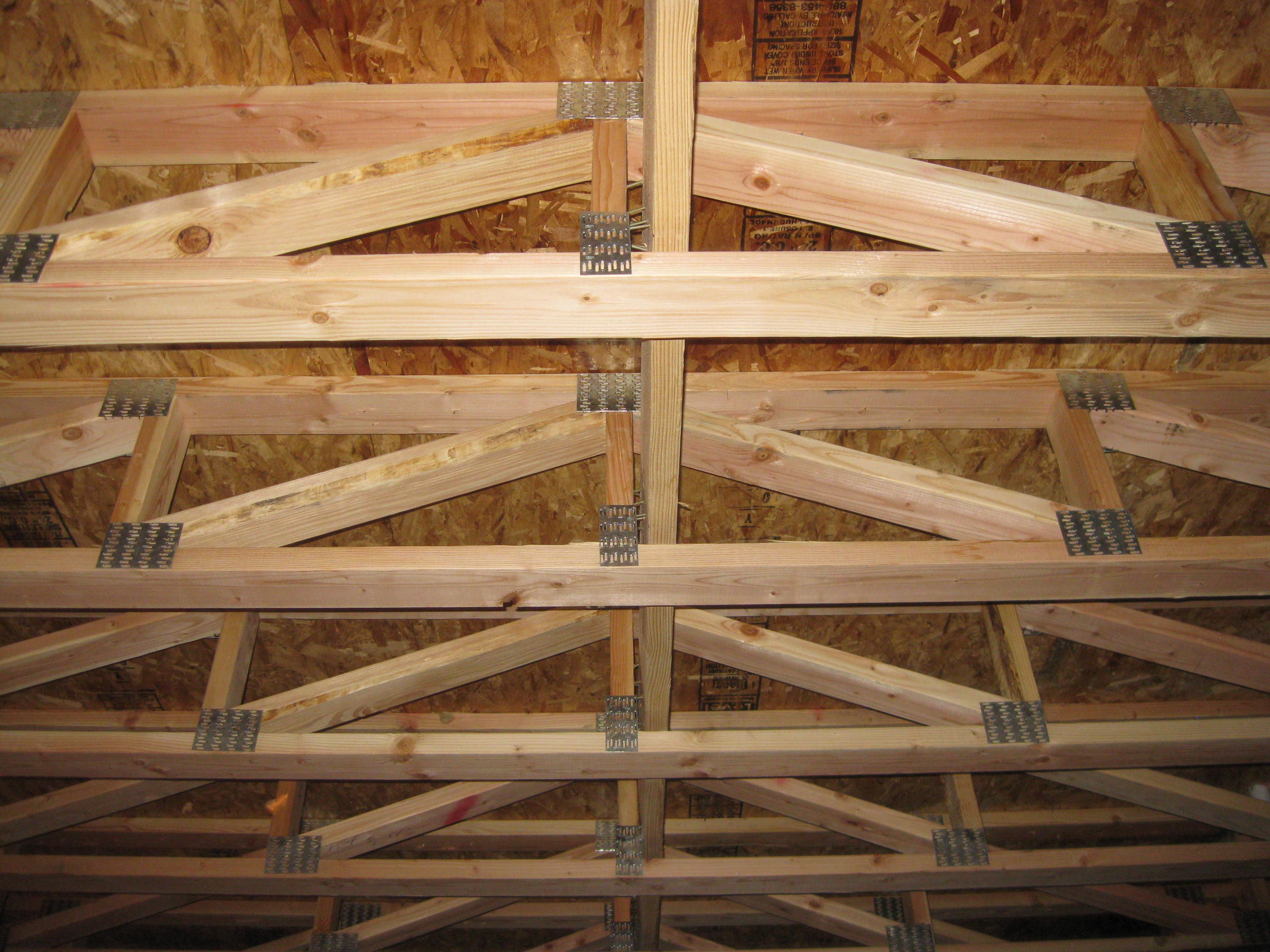 Floor truss design diy floor matttroy for Open web floor joists