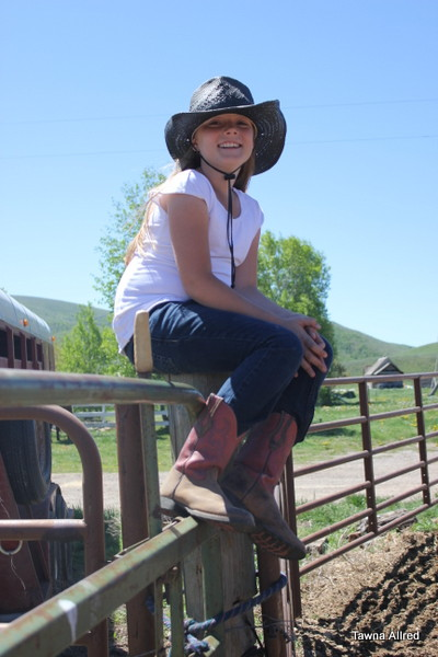 little-cowgirl