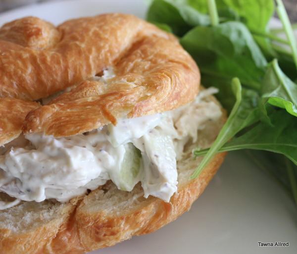 chicken-salad-sandwiches