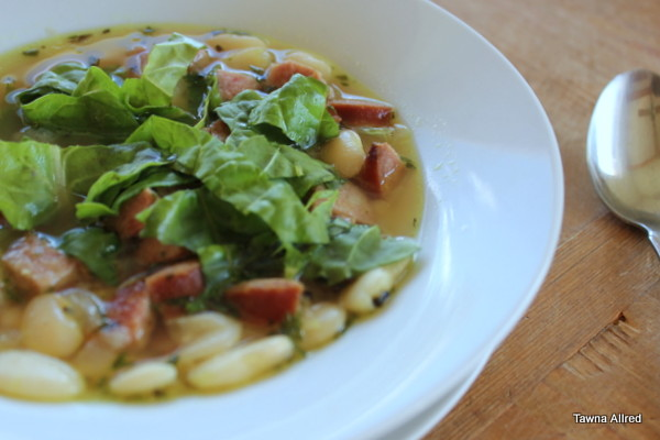sausage-bean-soup