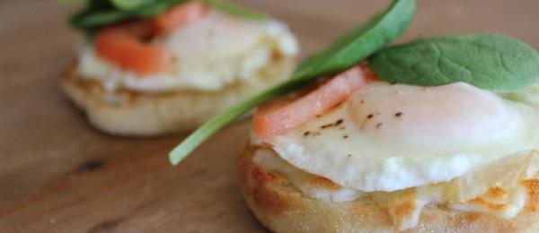 Breakfast Melt Sandwiches
