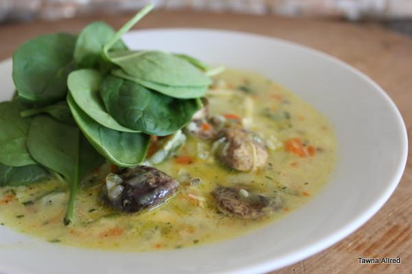 mushroom-wild-rice-soup