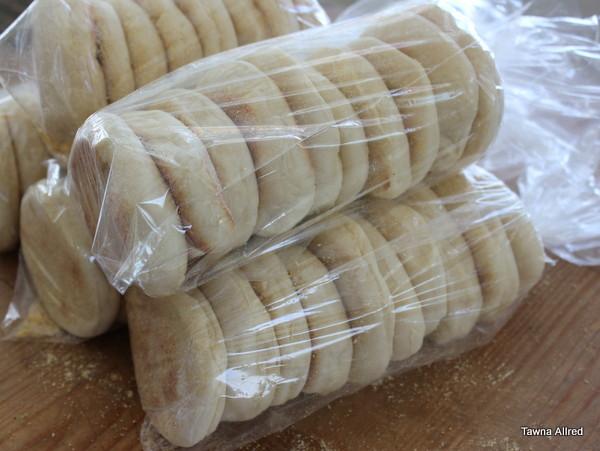 english-muffins-homemade