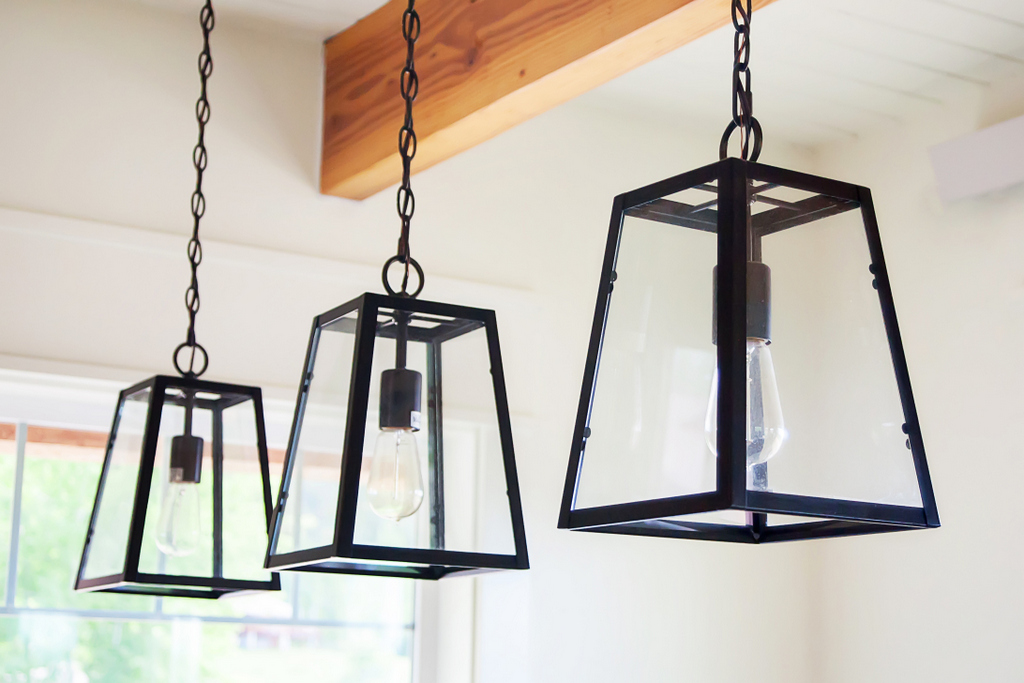 Light Fixtures for Our Farmhouse · Tawna Allred