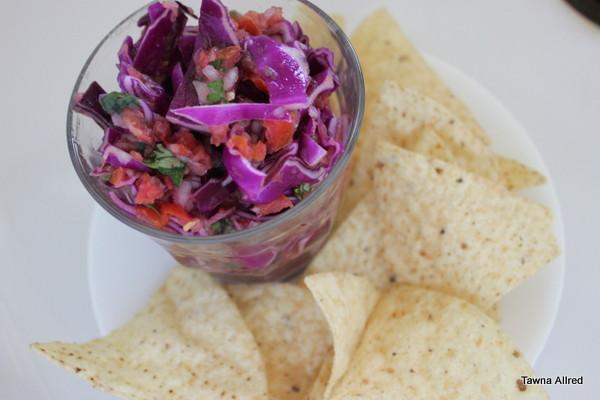 cabbage-salsa