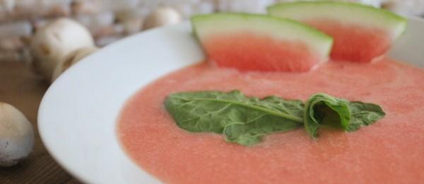 Cool Watermelon Soup