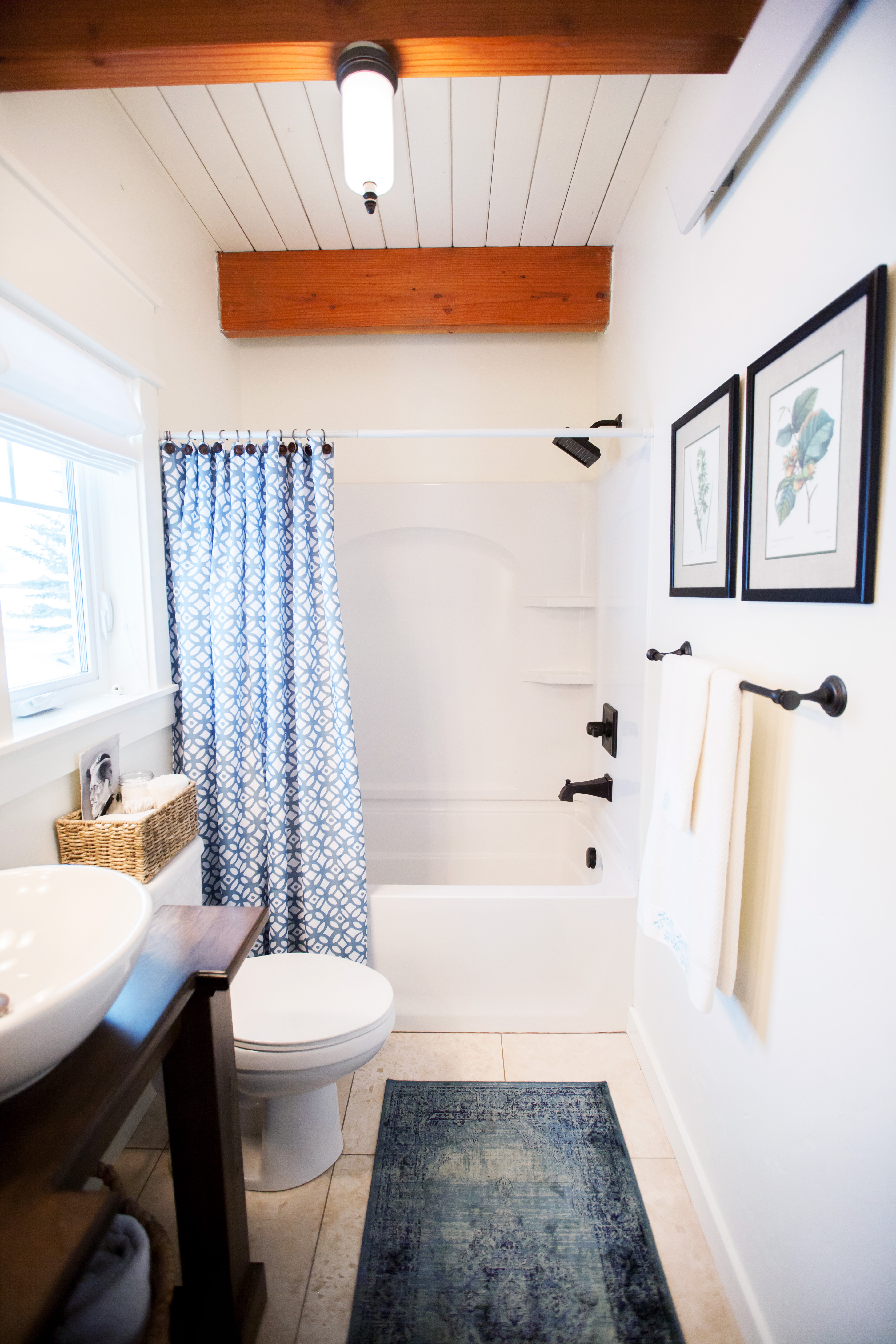 Star valley ranch master bath tawna allred for Bathroom interior design services