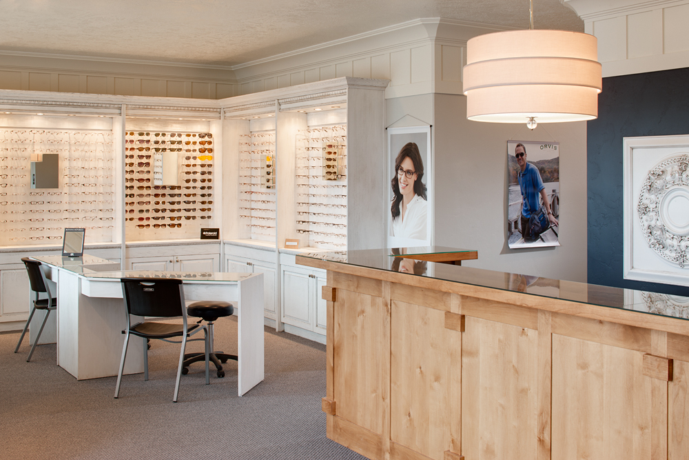 Optometry Interior Design ...