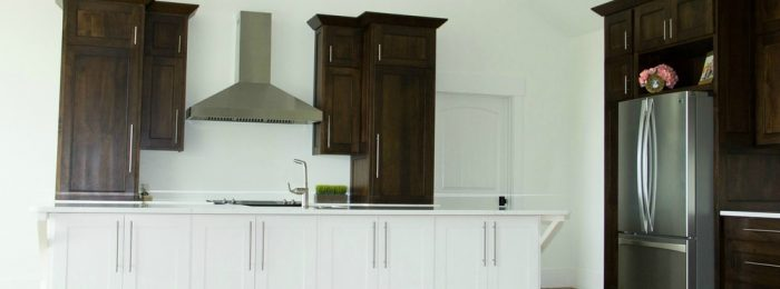 The High Contrast Kitchen