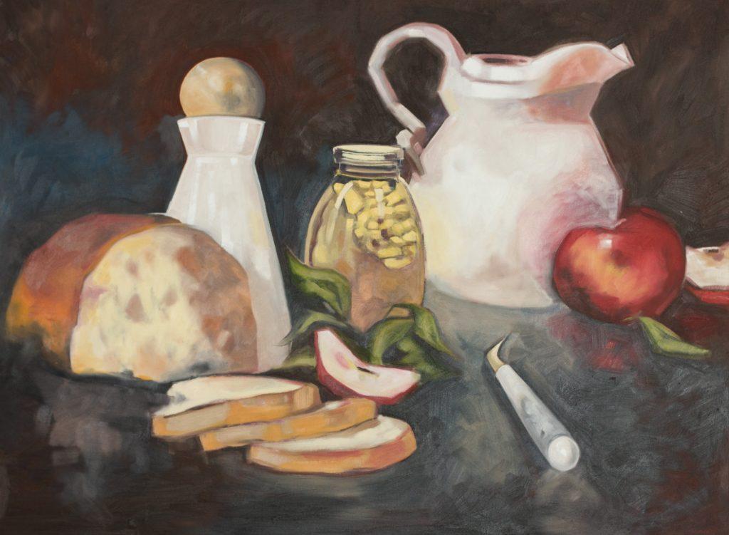 Still Life Painting (5)