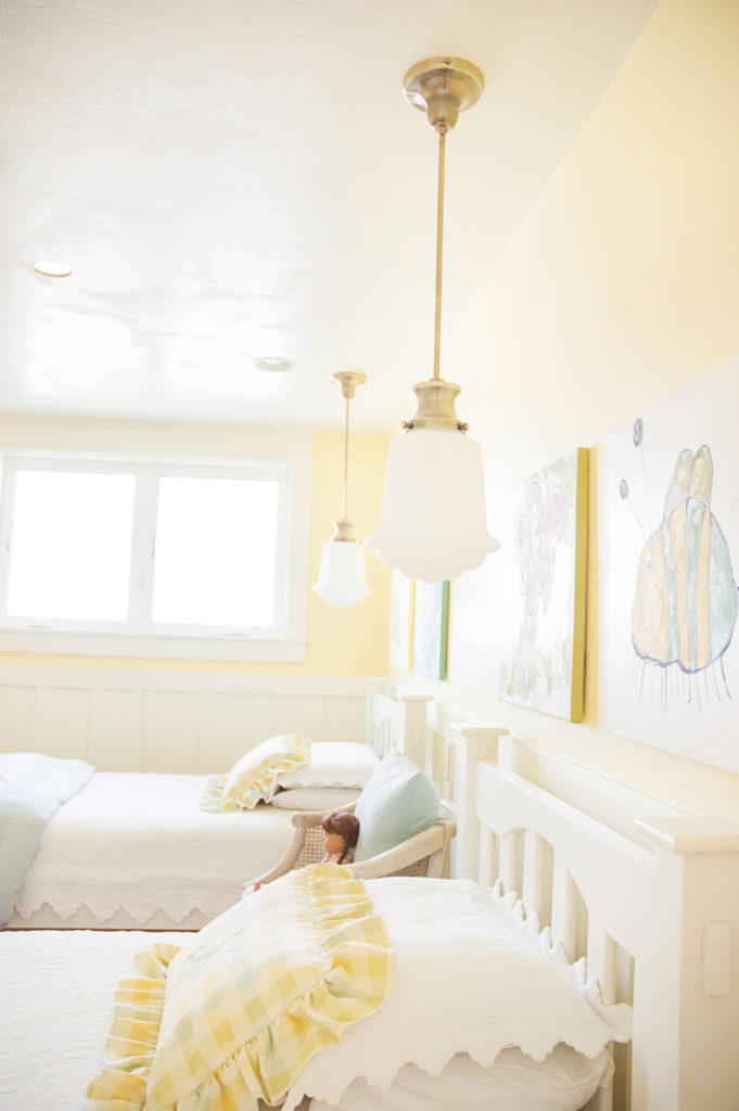 Bedroom Schoolhouse Sconces